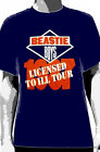 BEASTIE BOYS - License to Ill (US version):ILL:T-shirt NEW - SMALL ONLY