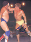Autographed Photo Kevin Von Erich NWA WCCW World Class Wrestling