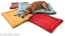 West Paw Design Eco Nap Dog Bed, Small or Medium Made in Usa