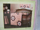 Beansprout Nursery Window Valance 58 x 14 Mod Daisy New Pink Girls