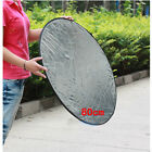 "32"" 2 in 1 80cm Photography Light Reflector Disc Panel 2 Color Collapsible"