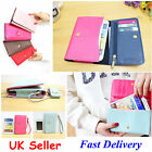 Ladies Universal Wallet Purse & Case for iPhone 4S/5 Samsung Galaxy S3/S4 Note 2