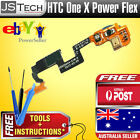 HTC One X Power Flex Connector ON Off Cable Ribbon Microphone NEW Genuine 720e