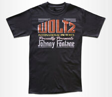 The Godfather Inspired T Shirt - (Woltz Pictures presents Johnny Fontane) Pacino