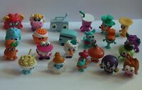 Moshi Monsters Moshlings Series 4 Pick Choose Figures Inc Ultra Rares +Free Code