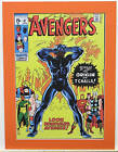 AVENGERS 87 Pin up Poster Frame Ready Marvel PANTHER