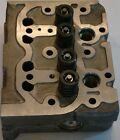 Kubota L1501 Cylinder Head complete with valves for Z751 Engine