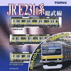 TOMIX 92343 JR Commuter Train Series E231-0 'Sobu Line' Basic 3-Car Set
