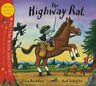 THE HIGHWAY RAT JULIA DONALDSON 9781407132341 PAPERBACK & CD