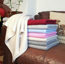 Pure Nepalese Cashmere Throws Blankets  TH