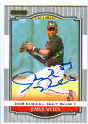 Oakland A's JEMILE WEEKS Signed Card RC