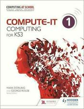 NEW Computing for KS3 by Mark Dorling Free Shipping