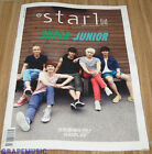 @ STAR 1 AT STAR 1 STARIL SUPER JUNIOR VOL.5 AUGUST KOREA TABLOID