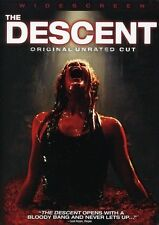 The Descent (DVD, 2006, Unrated Edition, Widescreen)