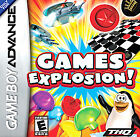 Games Explosion! (Nintendo Game Boy Advance, 2006) CARTRIGE ONLY (S2700)
