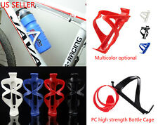 Cycling Bike Bicycle Water Bottle Drink Cage Holder Rack Sports NEW