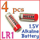 4 x LR1 1.5V Alkaline battery AM5 E90 N KN 910A MN9100