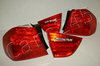 BMW 3 Series E90 LCI Rear LED Facelift Tail Lights Full Set 2008-2011