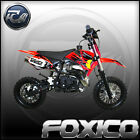 FOXICO 50CC KTM STYLE PIT BIKE KID CHILD DIRT BIKE PIT BIKE TRAIL ATV BUGGY RED