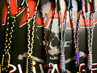 Sports Team Colors 550 Paracord Neck Lanyard for ID Badge Keys Survival Strap