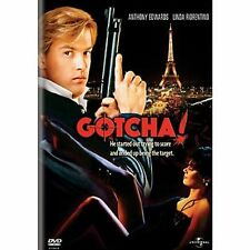 Gotcha! (DVD, 2003)VERY RARE AND OOP ANTHONY EDWARDS