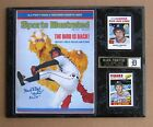 Detroit Tigers' Mark Fidrych Sports Illustrated photo plaque with Printed Sig !
