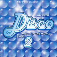 The Best Disco Album In The World...ever Vol.2 (2 X CD)