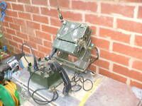 CLANSMAN MILITARY L/ROVER GS & GP TRUCK RADIO KIT