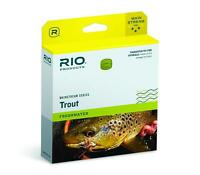 RIO MAINSTREAM TROUT NEW WF-6-F #6 WT. WEIGHT FORWARD FLOATING FLY LINE