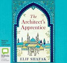 NEW The Architect's Apprentice by Elif Shafak Compact Disc Book Free Shipping