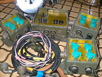 CLANSMAN MILITARY Vehicle ANR INTERCOM/HARNESS SYSTEM