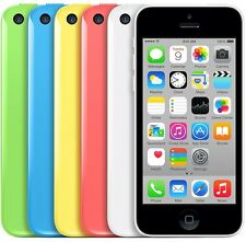 Apple iPhone 5C 8GB /16GB Various Colors - AT&T Straight Talk Cricket Net10 H2O