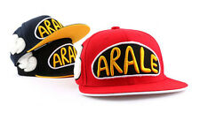 Authentic Dr.Slump Arale Snapback Hiphop Baseball Cap Fashion Hat Mens Womens