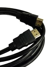 Premium Gold HDMI to HDMI High Speed 1080p LCD HDTV Video Lead Cable 3D 0.5m-10m
