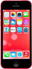 new apple iphone 5c 16gb pink with warranty box and accessories