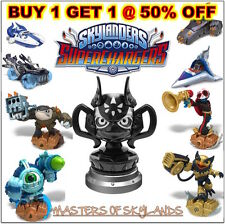 SKYLANDERS *SUPERCHARGERS* FIGURES - VEHICLES - PACKS - RACE SETS - GAMES+PORTAL