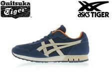 Asics Curreo Men Trainers Shoes Sneaker Navy/Sand (HN521-5005)