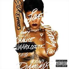 Unapologetic (Limited Deluxe Edition) - Rihanna New & Sealed Compact Disc Free S
