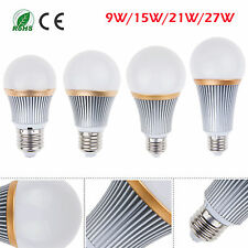 Wholesale Bright Dimmable E27 9W 15W 21W 27W LED Globe Ball Spot Lamp Light Bulb