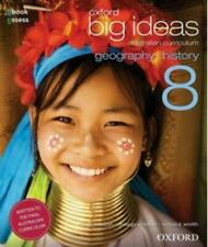 NEW Oxford Big Ideas Geography/History 8 AC obook/assess MULTI code card by Mark