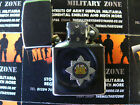 Army Military Regimental Lighter With Royal Dragoon Guards On Front RDG