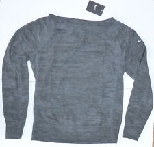 Women's Nike Epic Crew Training Top – Stylish Grey   532493-060    Reduced Price