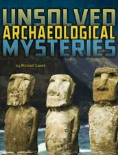 NEW Unsolved Archaeological Mysteries by Michael Capek Paperback Book (English)