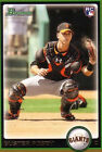 2010 Bowman BUSTER POSEY RC #208 San Francisco Giants Rookie Card 3WS + ROY +MVP