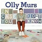 Olly Murs - In Case You Didn't Know (CD)