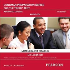 NEW Longman Preparation Series for the Toeic Test: Listening and Reading Advance