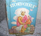 RAND MCNALLY BOOK THE STORY OF JESUS BY GLORIA DIENER GLOVER 1957