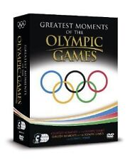 Greatest Moments Of The Olympics - 3 Disc DVD - ***FREE POSTAGE*** NEW & SEALED