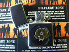 Army Military Regimental Lighter With Cameronians On Front