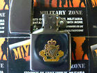Army Military Regimental Lighter With 8th Kings Royal Irish Hussars On Front